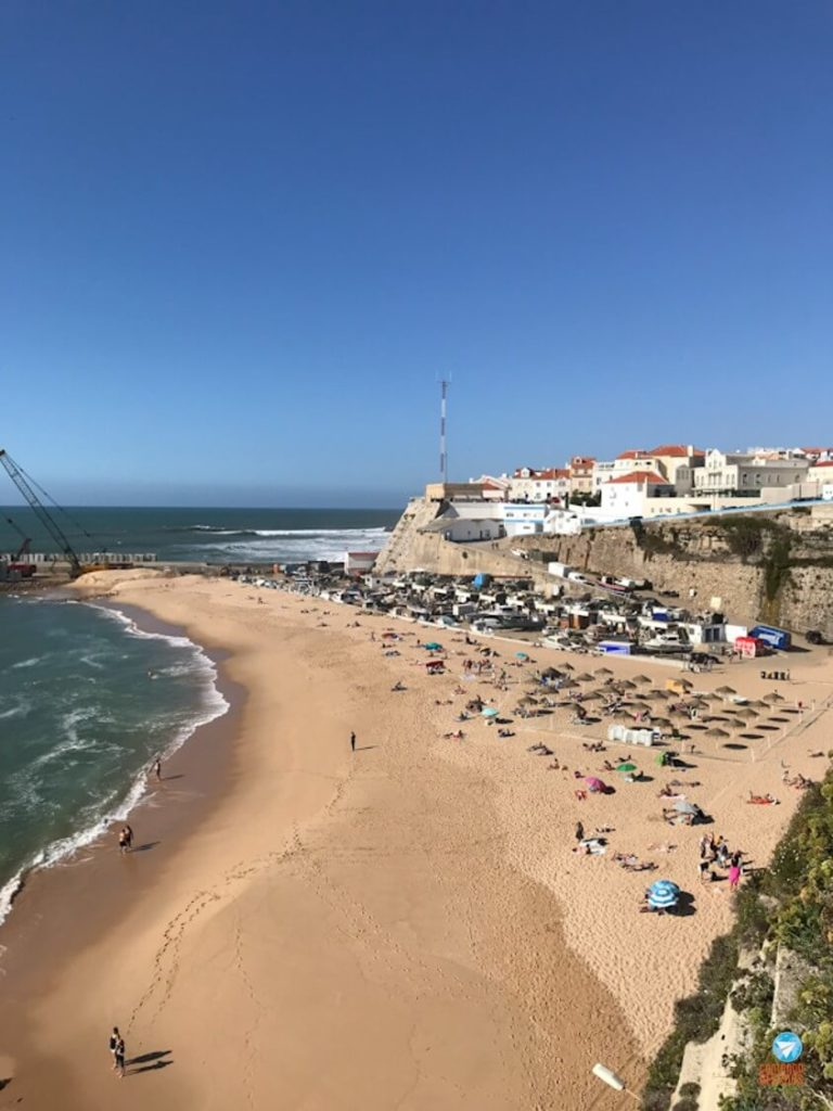 Praia dos pescadores, Ericeira Portugal