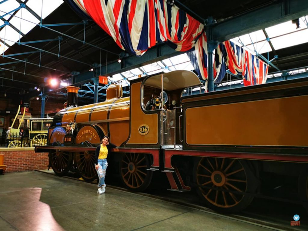 National Railway Museum York, Inglaterra