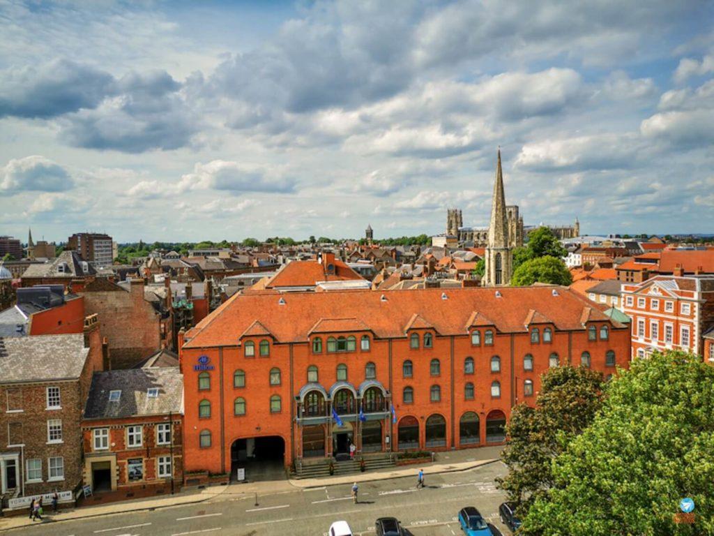 vista de York, Inglaterra