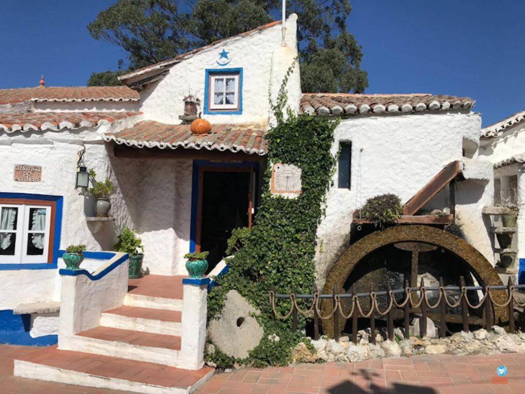 Aldeia típica de José Franco em Mafra, Portugal