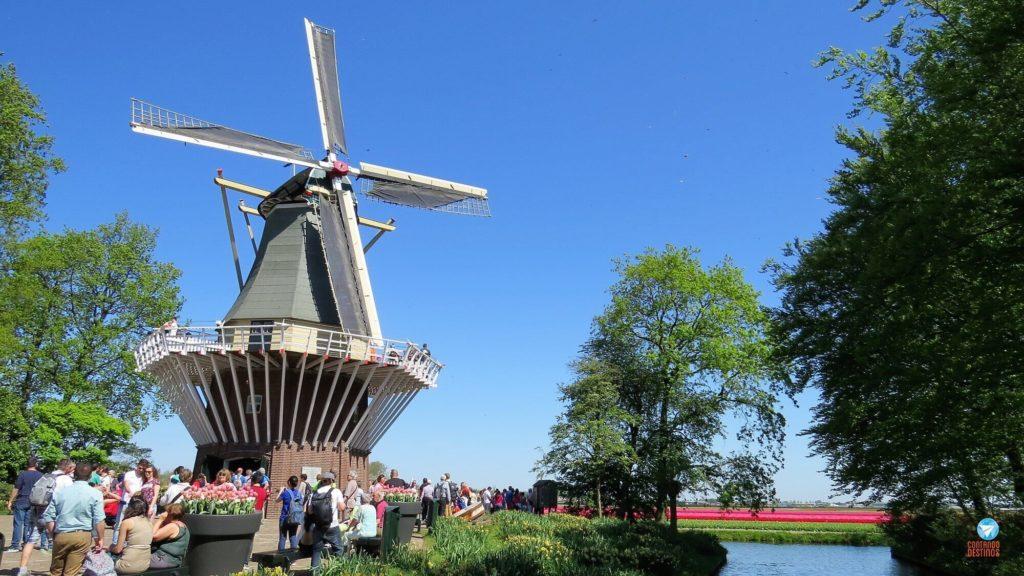 Onde ficar próximo ao Keukenhof na Holanda