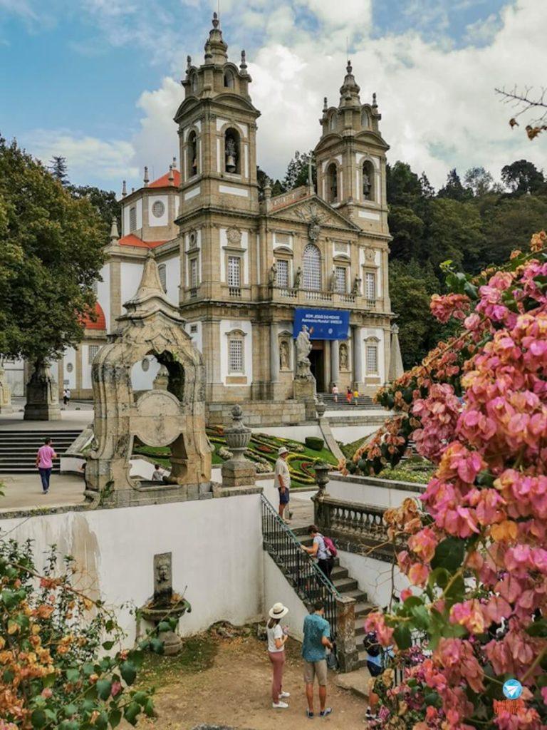 Basílica do Santuário do Bom Jesus do Monte