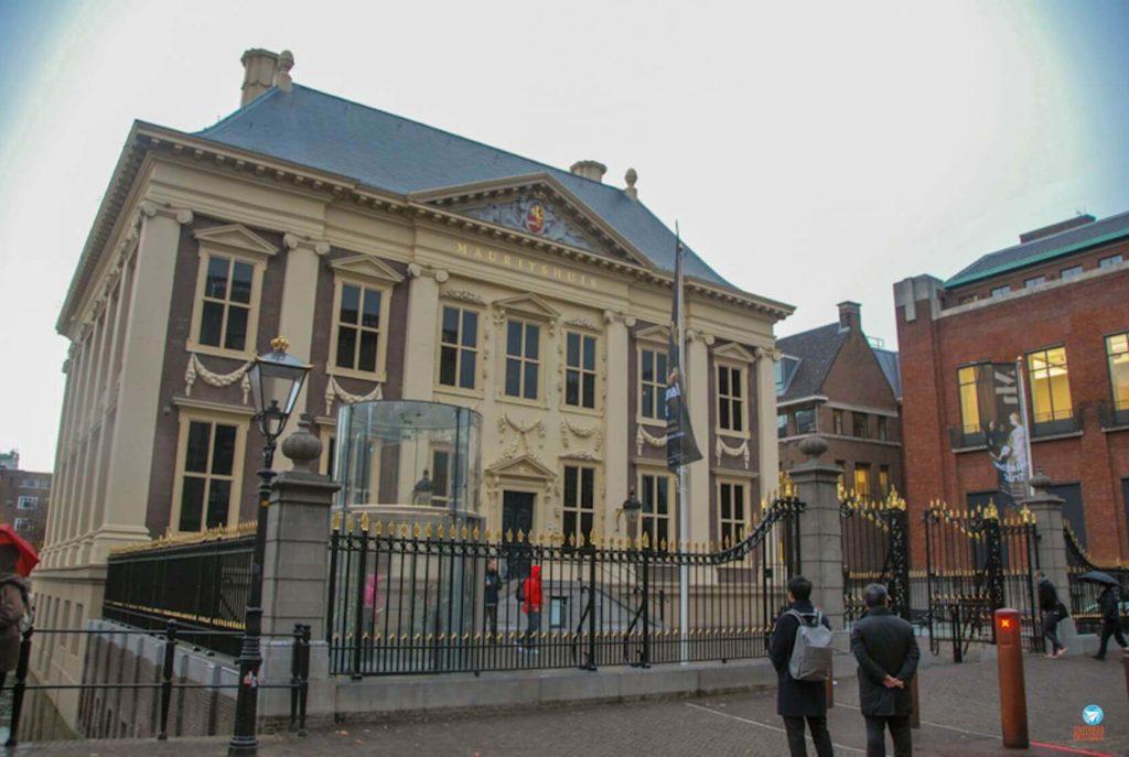 Mauritshuis em Haia, Holanda