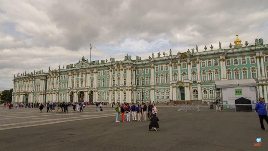 Visita virtual a museus - Hermitage São Petersburgo