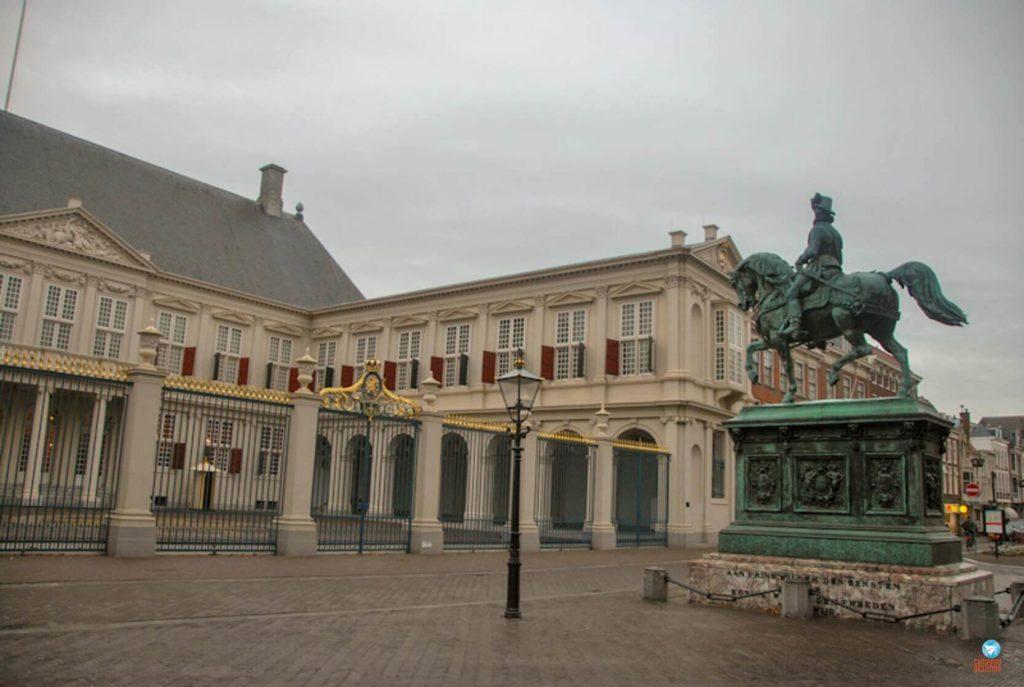 Palácio de Haia, Holanda