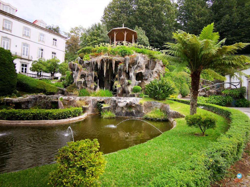 jardim do Santuário do Bom Jesus do Monte