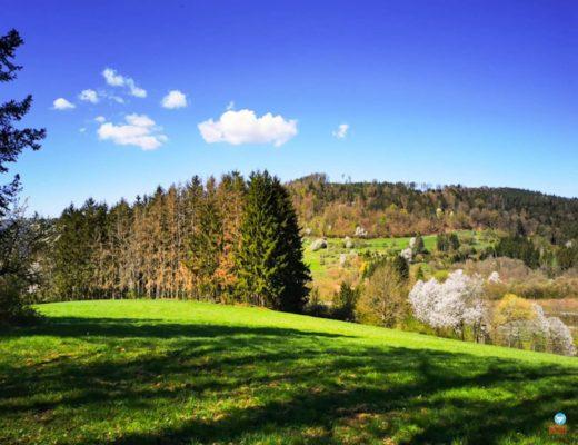 trilha na Alemanha
