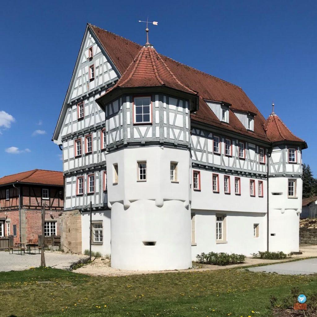 Castelo Lautereck na Alemanha