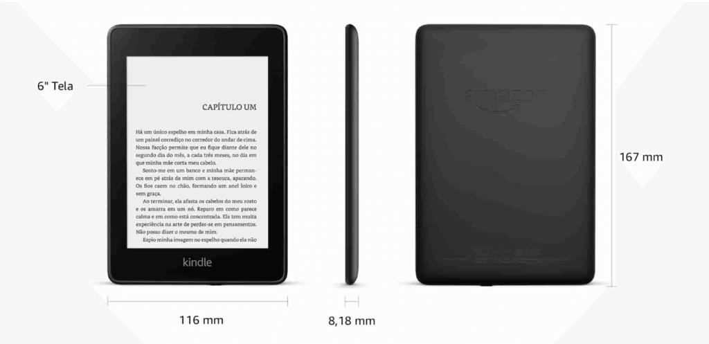 vale a pena comprar um Kindle?