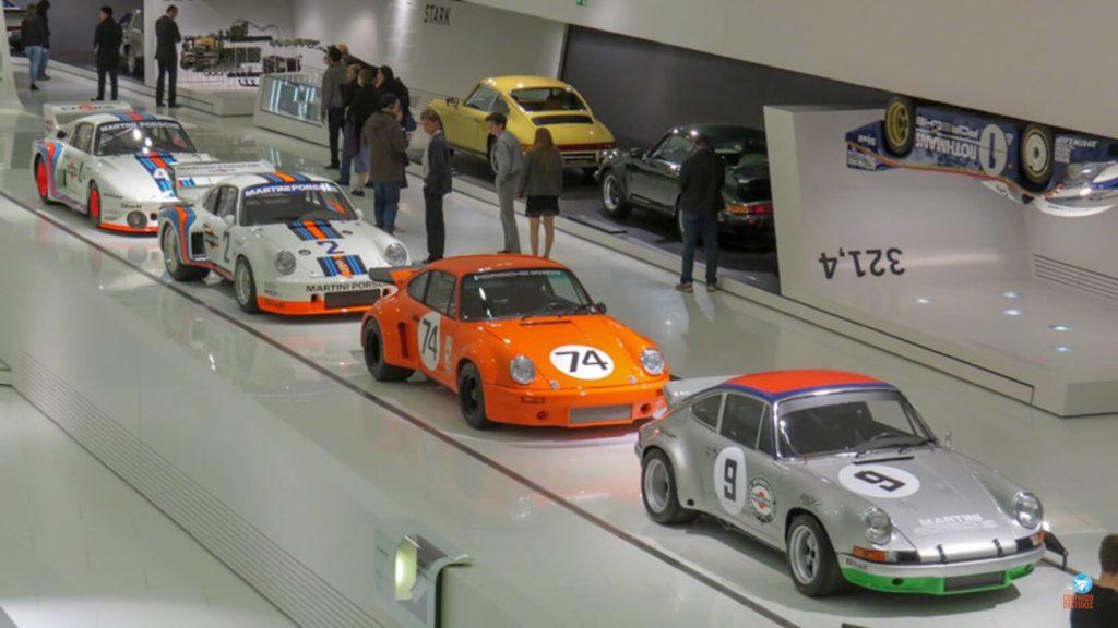 museu da porsche na Alemanha
