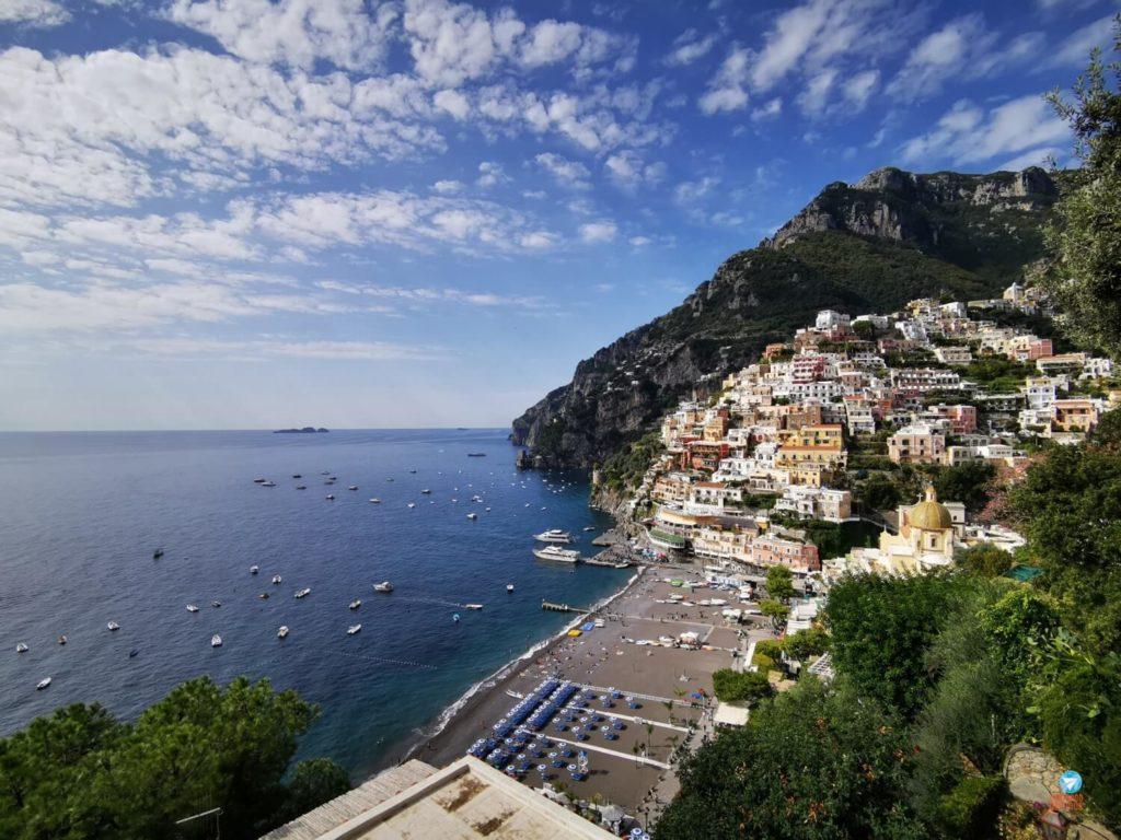 filmes gravados na Itália - Positano