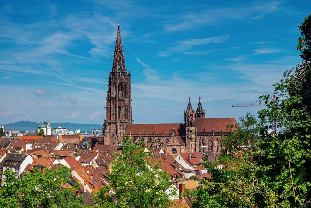 Freiburg - Floresta Negra