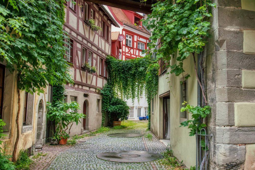 Meersburg - cidades para conhecer no sul da Alemanha