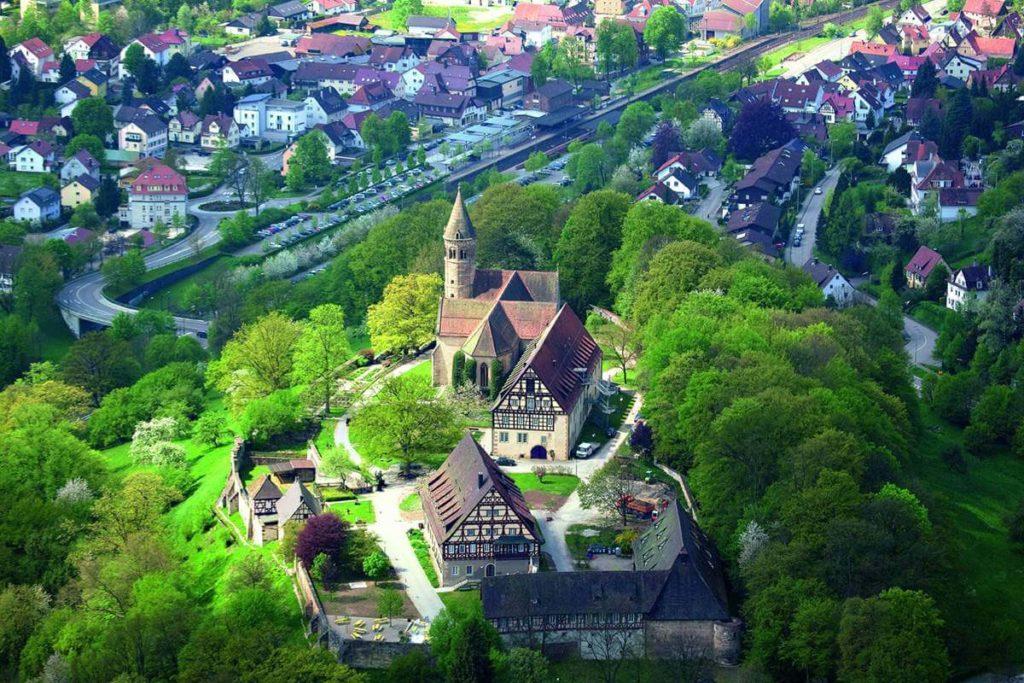 Mosteiros em Baden-Württemberg - Kloster Lorch
