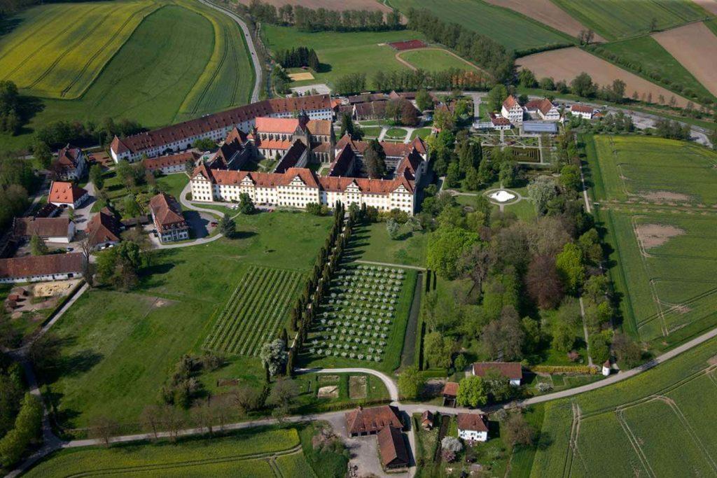 Mosteiros em Baden-Württemberg - Kloster Salem