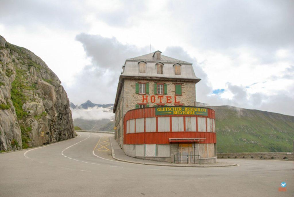 Furka Pass - roteiro de viagem pela Suíça
