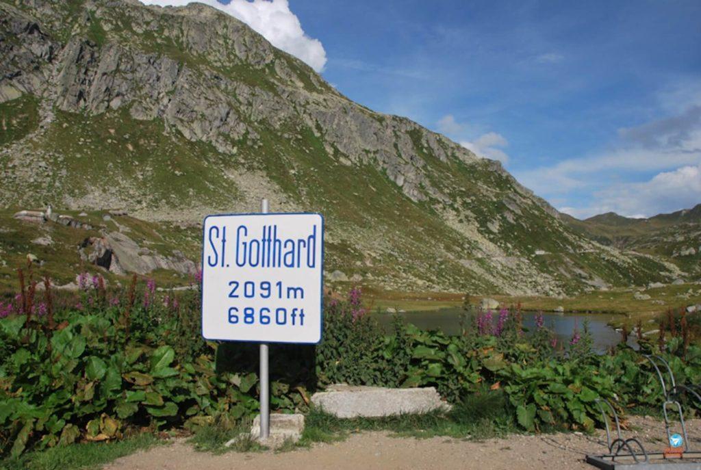 St. Gotthard - roteiro de viagem pela Suíça
