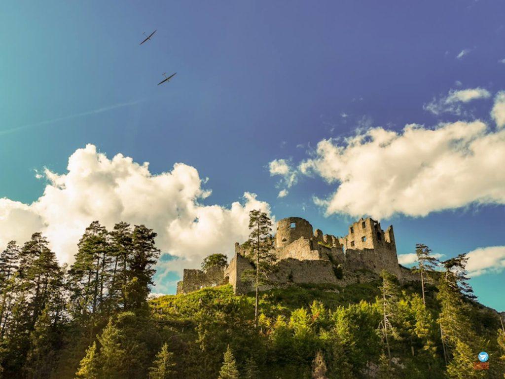 Castelo Ehrenberg Austria