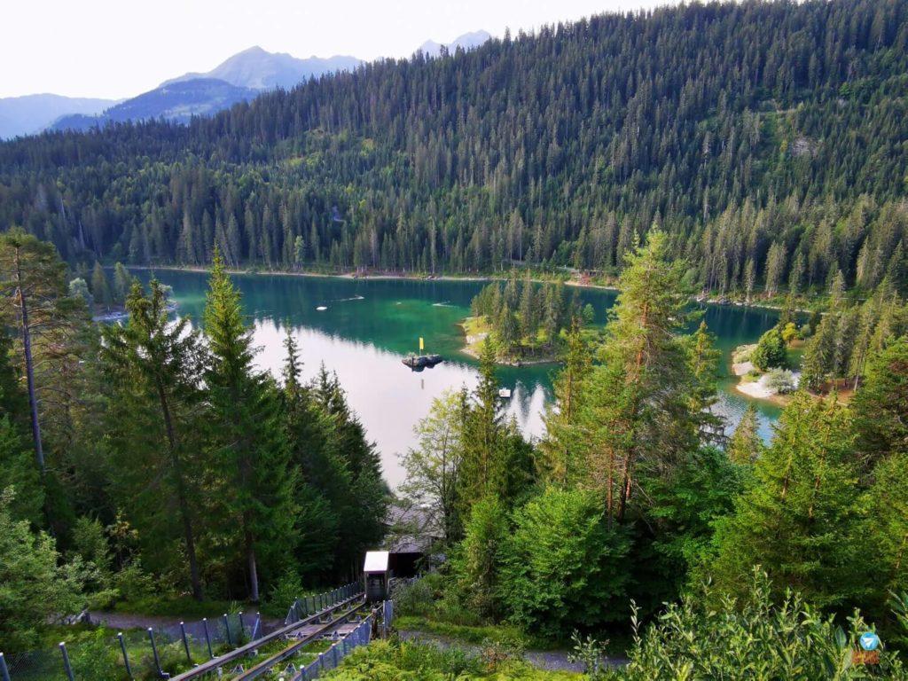 Caumasee Suíça