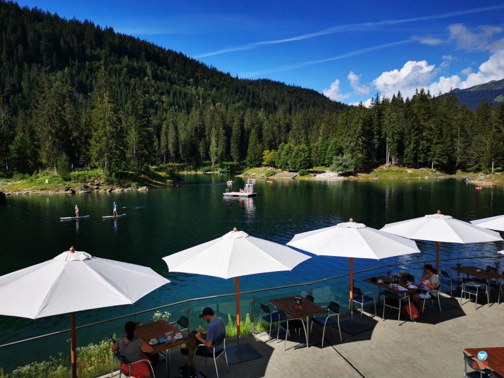 restaurante Suíça