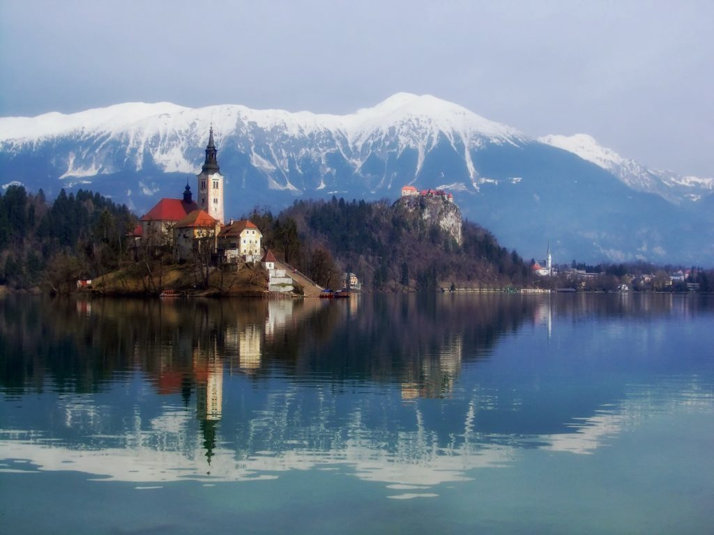 Bled na Eslovênia