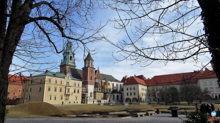 Cracóvia na Polônia