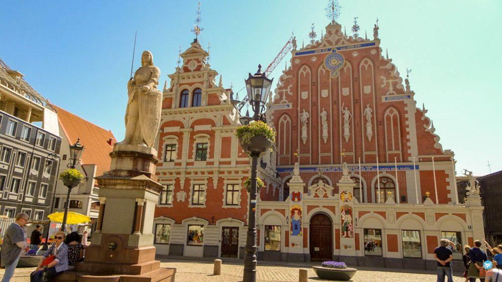 Riga na Letônia