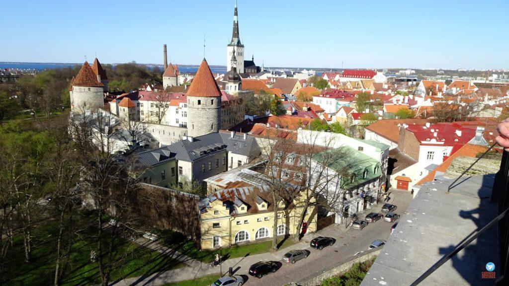 Países para conhecer na Europa - Tallinn na Estônia