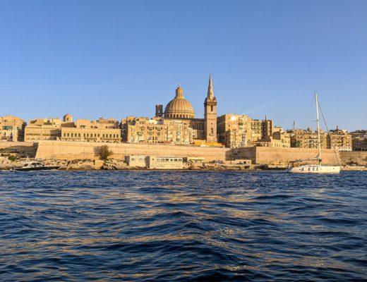Valletta em Malta