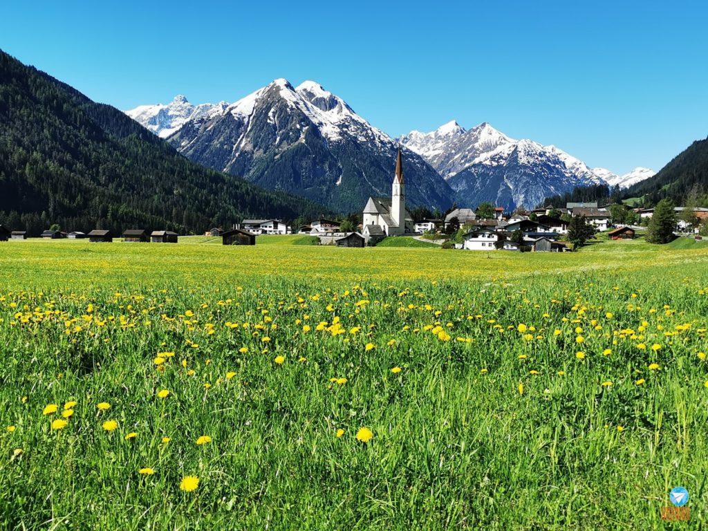Elbigenalp - roteiro pela Alemanha e Áustria