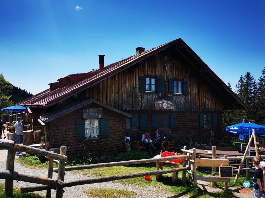 Alpe Obere Kalle - Allgäu