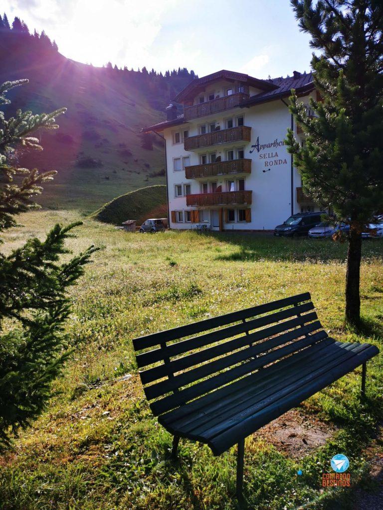 Apparthotel Sella Ronda, Italy