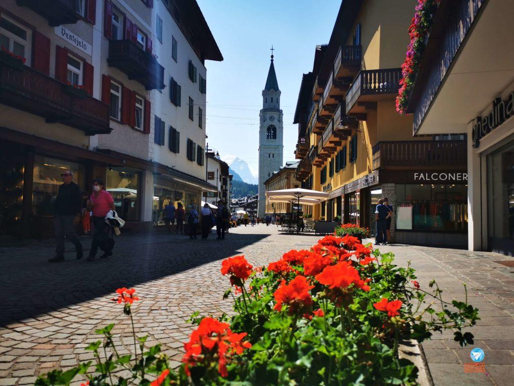 Cortina d'Ampezzo, roteiro pelas Dolomitas, Itália