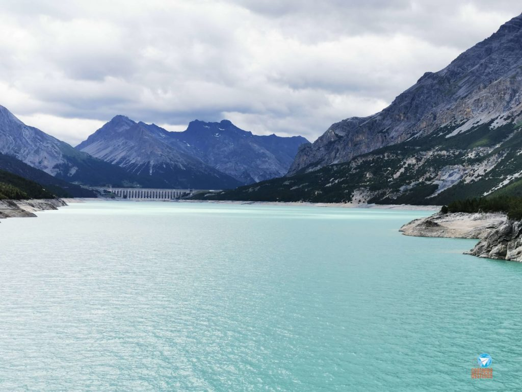 Lago di Cancano, Itália