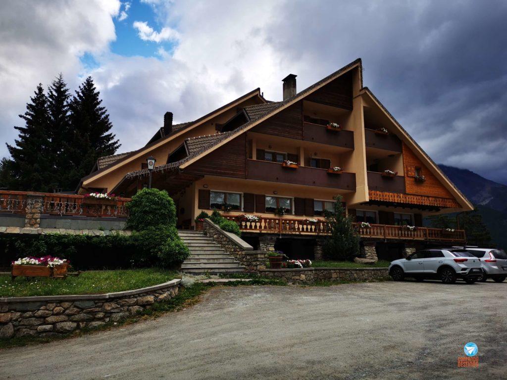 Hotel Residence Mirage, Itália