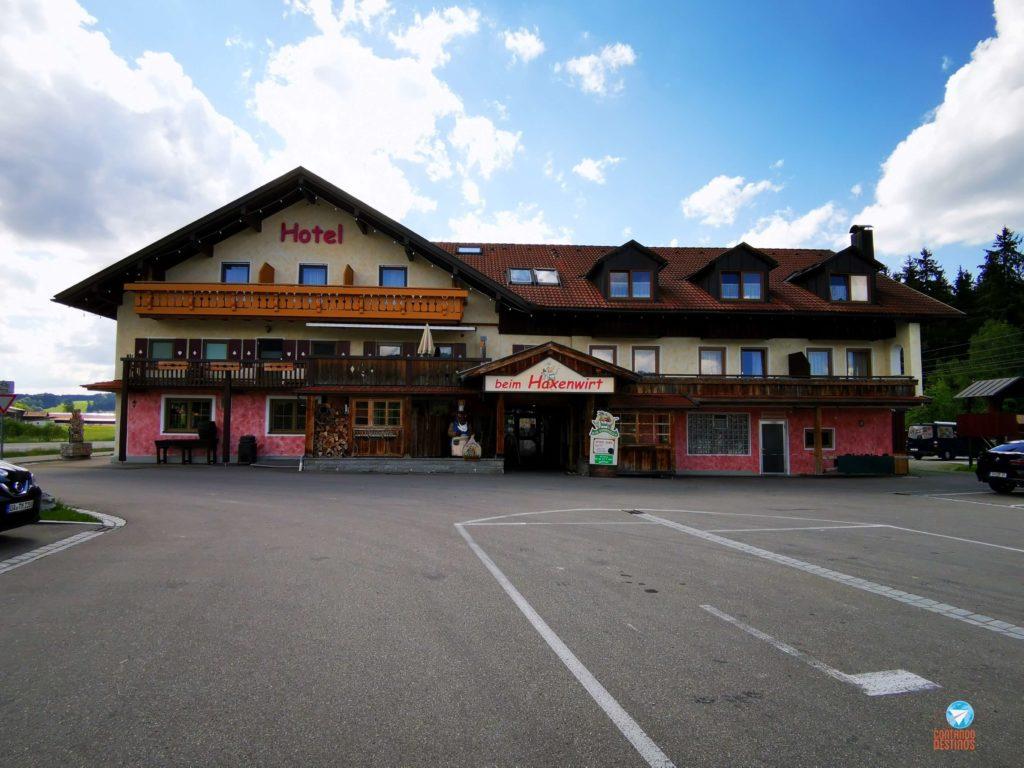 Hotel Beim Haxenwirt - Allgäu